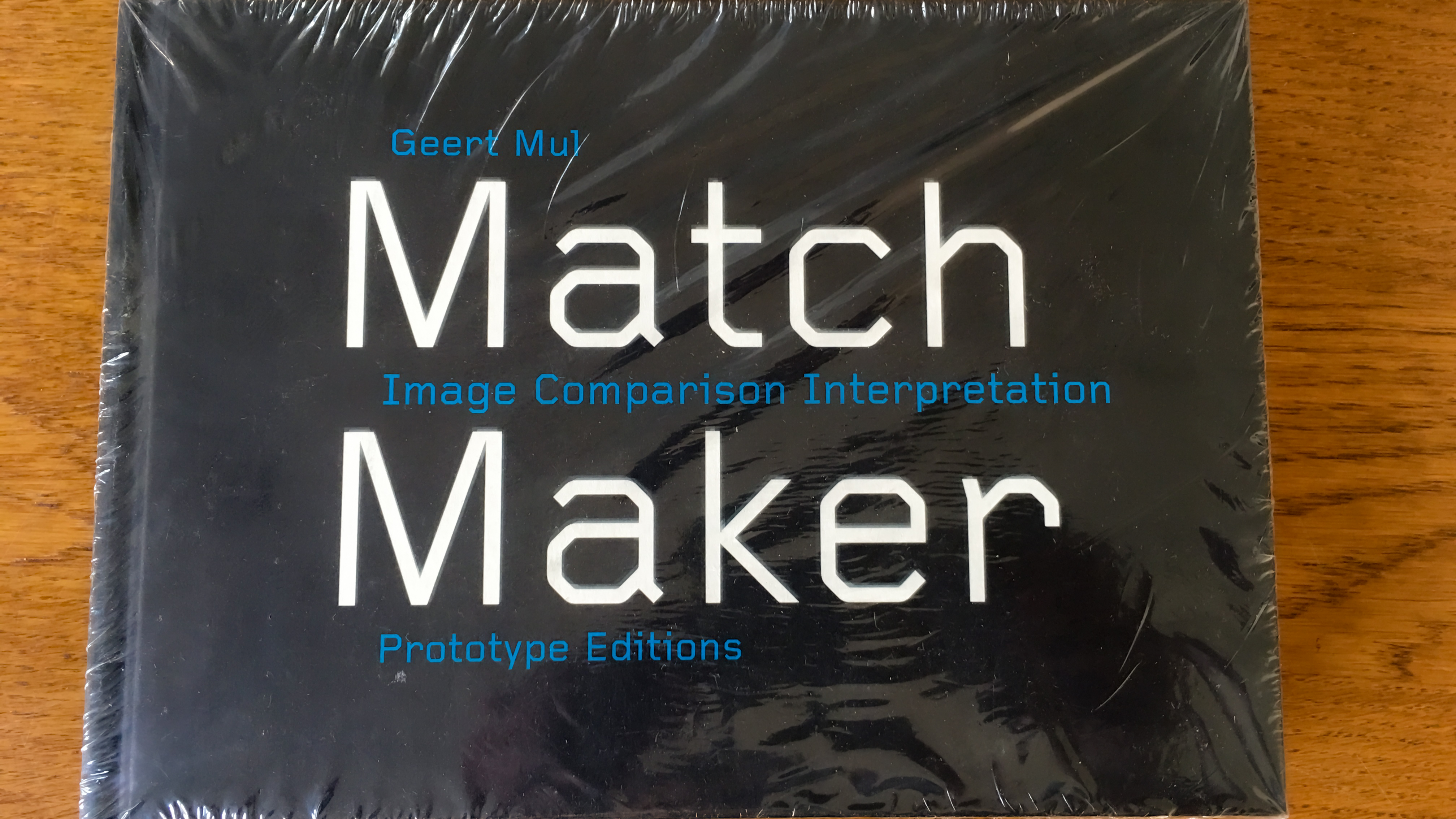 Match Maker: Image Comparison Interpretation October, 2005 by Geert Mul